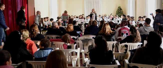 Polo Artistico Torrese ed istituto De Nicola-Sasso: una scuola a suon di musica