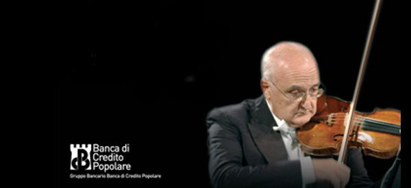 Torna a Capodimonte il violino di Salvatore Accardo