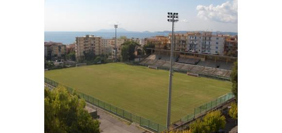 Turris, Stadio in deroga: appello del presidente Colantonio