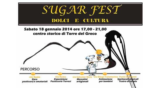 """Conto alla rovescia per la """"Sugar Fest"""""""