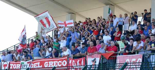 Turris, oggi la Coppa: senza tifosi, ma con il neo acquisto Iuliano