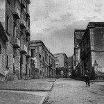 Lo sviluppo della città a settentrione tra ottocento e novecento