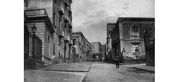 Lo sviluppo della città a settentrione tra 800 e 900
