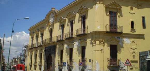 Gallo (M5S): crolla villa Miglio D'oro a Torre del Greco