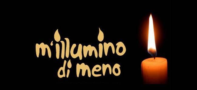 """""""M'illumino di meno"""", Torre del Greco partecipa"""