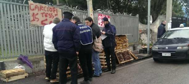 Sequestri di verdure e pane: sei denunce